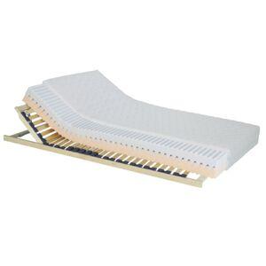 KONDELA Tempo 30 penový matrac 90x200 cm PUR pena / látka