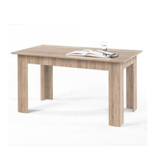 TEMPO KONDELA General jedálenský stôl dub sonoma