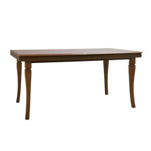 TEMPO KONDELA Kora ST rustikálny jedálenský stôl samoa king