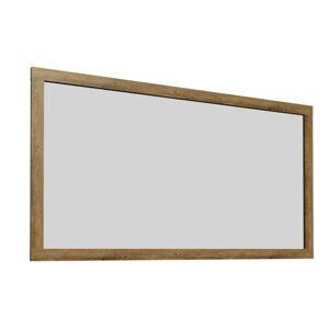 TEMPO KONDELA Montana LS zrkadlo na stenu dub lefkas tmavý