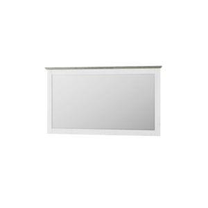 TEMPO KONDELA Liona LM 28 zrkadlo na stenu biela