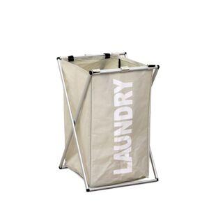 TEMPO KONDELA Laundry Typ 1 kôš na prádlo sivobéžová