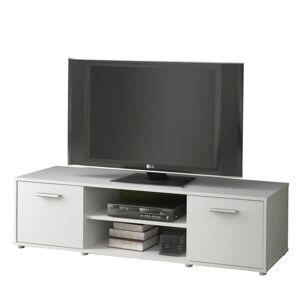 TEMPO KONDELA Zuno New 1 tv stolík biela
