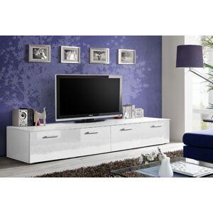 ASM Duo WW tv stolík biela