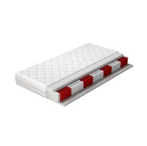NABBI Aveco 200 obojstranný taštičkový matrac pružiny / plsť / PUR pena / látka