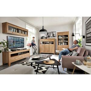 BLACK RED WHITE Bergen obývacia izba smrekovac sibiu zlatý