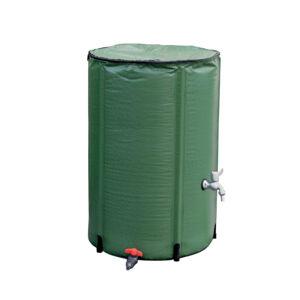 NABBI Counter 500 skladací zásobník na dažďovú vodu zelená