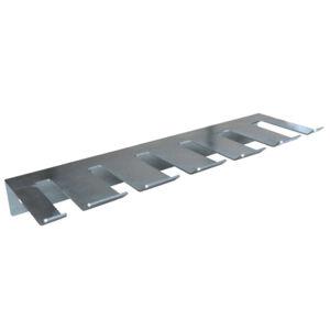NABBI 06-1086 OCYNK držiak na pilníky k pracovnému stolu strieborná