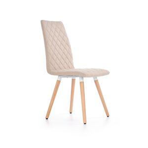 HALMAR K282 jedálenská stolička béžová