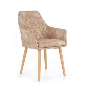 HALMAR K287 jedálenská stolička béžová