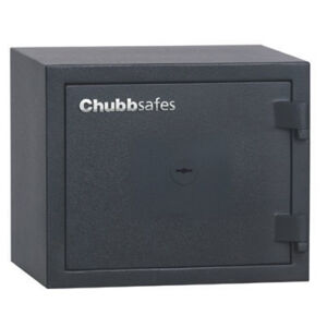 NABBI Home Safe 10 žiaruvzdorný trezor so zámkom na kľúč čierna