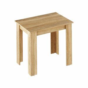 TEMPO KONDELA Tarinio jedálenský stôl dub sonoma