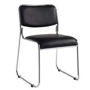 TEMPO KONDELA Bulut konferenčná stolička čierna
