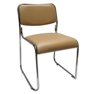 TEMPO KONDELA Bulut konferenčná stolička hnedá