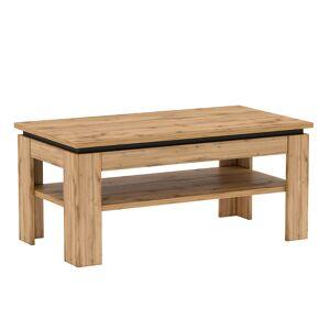 TEMPO KONDELA Toronta T konferenčný stolík dub wotan