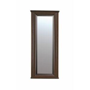 TARANKO Wersal W-LP rustikálne zrkadlo na stenu wenge