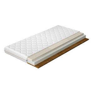 NABBI Moni 90 obojstranný penový matrac kokosová doska / PUR pena / latex / látka