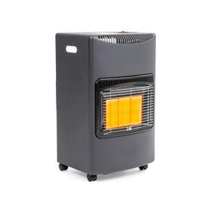 NABBI NB-G180B 4200 W izbový plynový ohrievač tmavosivá