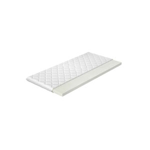 NABBI P25 120 obojstranný penový matrac (topper) PUR pena / látka