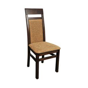 PYKA Domino jedálenská stolička drevo D11 / béžová