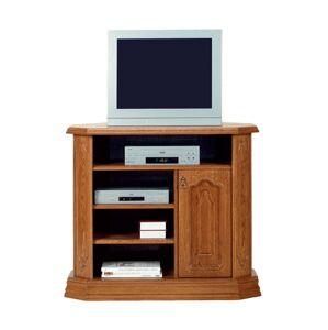 PYKA Kinga A rustikálny tv stolík drevo D3