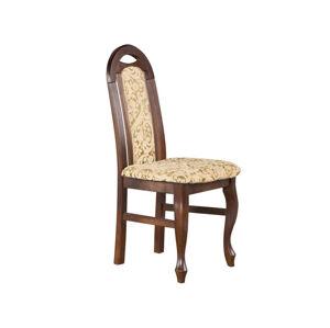 PYKA Ludwig jedálenská stolička bawaria / béžový vzor