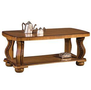 PYKA Parys konferenčný stolík drevo D3
