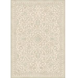 TEMPO KONDELA Rohan koberec 80x125 cm krémová / vzor