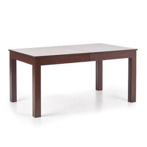 HALMAR Seweryn rozkladací jedálenský stôl tmavý orech