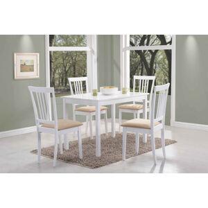 SIGNAL Fiord jedálenský stôl biela