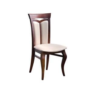 TARANKO Milano MI-2 jedálenská stolička mahagón