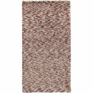 TEMPO KONDELA Toby koberec 140x200 cm svetlohnedá melírovaná