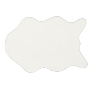 TEMPO KONDELA Rabit Typ 7 New umelá kožušina biela
