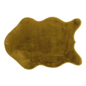 TEMPO KONDELA Rabit Typ 8 New umelá kožušina zelená