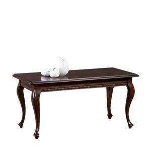 TARANKO Verona V-3 rustikálny rozkladací jedálenský stôl hnedá