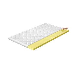 NABBI Vitano 140 obojstranný penový matrac (topper) pamäťová pena / látka