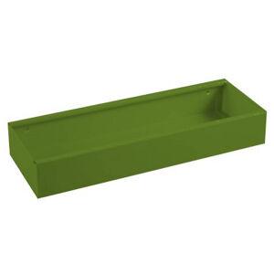 NABBI 06-1013 6011 veľký závesný box k dielenskému nábytku zelená