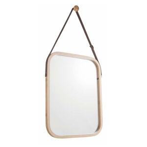 TEMPO KONDELA Lemi 2 zrkadlo na stenu prírodná