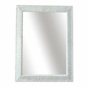 TEMPO KONDELA Malkia Typ 14 zrkadlo na stenu bielozlatá